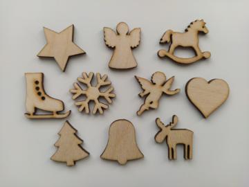 Vianočné polotovary